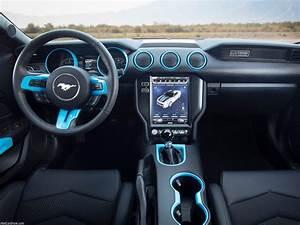 Wallpaper : Ford Mustang, Ford Mustang 2019, Ford Mustang Lithium Concept, car interior, vehicle ...