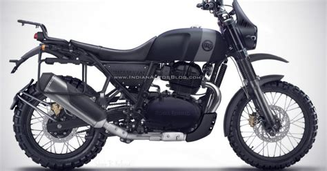 Royal Enfield Himalayan 2019 by Royal Enfield Himalayan 650 India Launch Expected In 2020