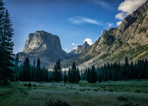 day hike  wind river mountains wyoming sierra club