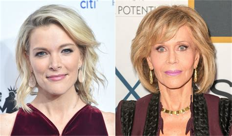 Megyn Kelly Bashes 'not Proud Of America' Jane Fonda