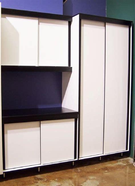 closets   sliding door garage organizer garage storage
