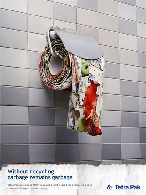 Creative Recycling Ads