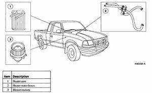 34 2003 Ford Ranger Heater Hose Diagram