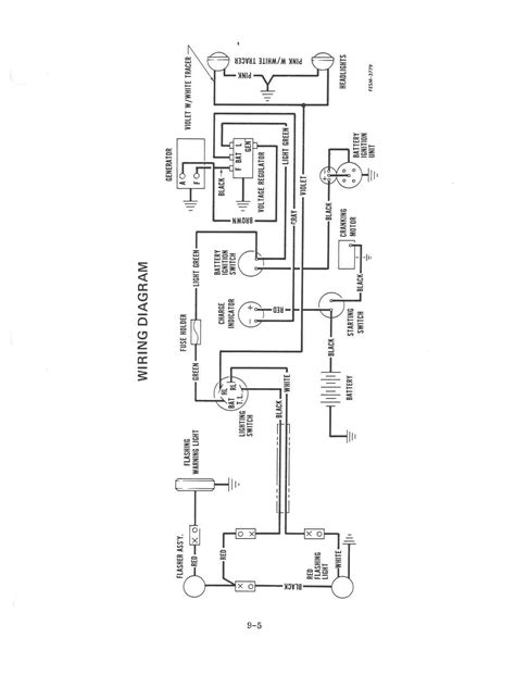 Farmall Tractor Electrical Wiring Diagram Database