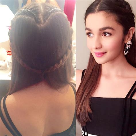 hairstyle tips  alia bhatt rediffcom movies