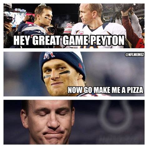 Brady Manning Memes - gallery for gt funny peyton manning and tom brady pictures