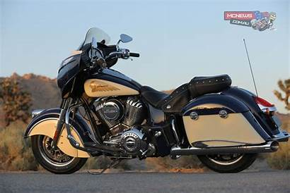 Indian Motorcycle Chief Line Glimpses Tone