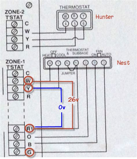 Wiring Why Nest Thermostat Not Working With