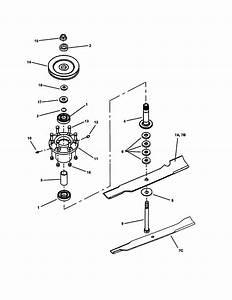 Snapper Zf6100m Complete Deck Parts
