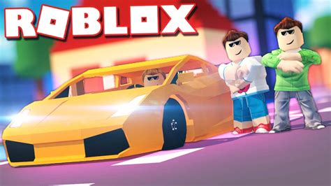 buying   robux car  roblox youtube