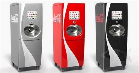 image coca cola freestyle machine  pininfarina