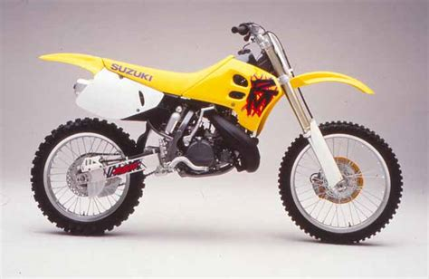 Used Suzuki Dirt Bike Parts by Dirt Bike Magazine Best Used Bike Suzuki Rm250