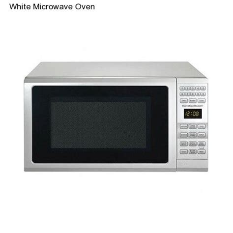 white countertop microwave ovens new white 0 7 cu ft microwave oven countertop 700 watt