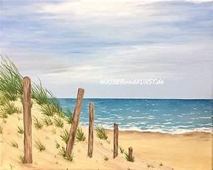 Bilder Meer Strand : fischschwarm bilder meer und strandbilder in acryl und aquarell ~ Eleganceandgraceweddings.com Haus und Dekorationen