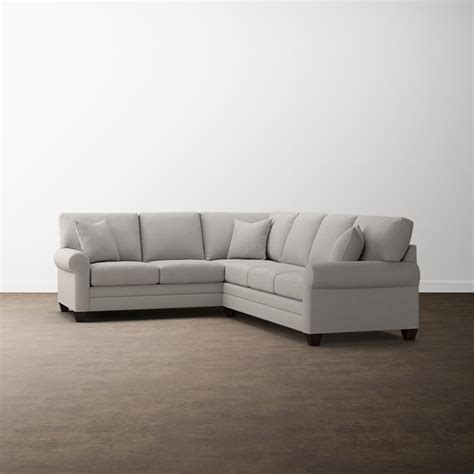 l shaped settee cu 2 large l shaped sectional