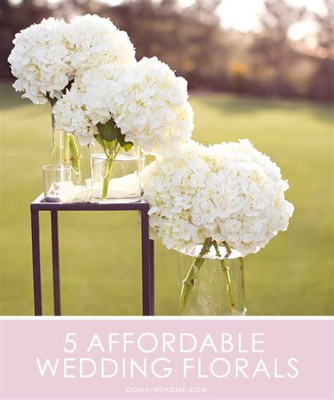 ideas  wedding flower arrangements