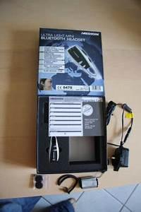 Medion Ultralight Mini Bluetooth Headset For Sale In