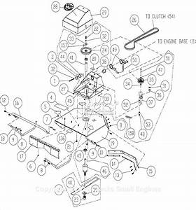 Billy Goat Bc2600hebh Parts Diagram For Deck Assembly