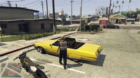 gta    gang car spawn locations