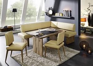 Eckbank Holz Modern : moderne eckbank aus bestem massivholz und leder naturnah ~ Watch28wear.com Haus und Dekorationen