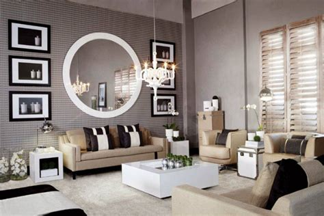 ideas     mirror   large living room