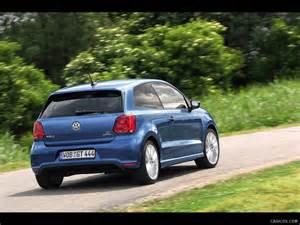 2018 Volkswagen Polo Bluegt Rear Wallpaper 2 Ipad