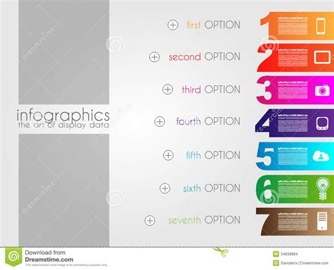 Infographic Templated With Paper Number Shapes Stock Illustration Flow Chart Raw Materials Purchasing Function Pengertian Flowchart Algoritma For Garri Production Process Lean Of Insulin Bioethanol Mass