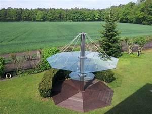 Trennwände Garten Edelstahl : gartenschirm aus glas f r garten terrasse glasprofi24 ~ Sanjose-hotels-ca.com Haus und Dekorationen