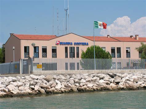 Capitaneria Di Porto Genova Ufficio Collocamento Ufficio Circondariale Marittimo Di Caorle