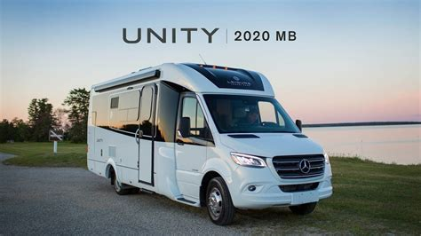 Build your own custom luxury car to fit your needs. 2020 Unity Murphy Bed - YouTube in 2020 (With images)   Leisure travel vans, Travel van, Travel ...