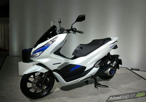Honda Pcx Electric Image by Honda Pcx Electric Autonetmagz Review Mobil Dan Motor