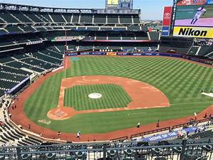 Citi Field Seating Chart With Row Numbers Citi Field Section 509 Rateyourseats Com