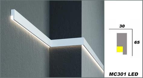 Baustoff Polystyrol Schnell Flexibel Und Leicht In Der Verarbeitung by 2 Meter Led Fassadenleiste Indirekte Beleuchtung Sto 223