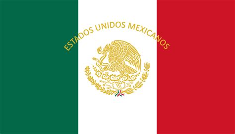 filemexican presidential standardsvg wikimedia commons