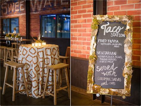 SweetWater Brewery Engagement Party | Andrea & Matthew ...