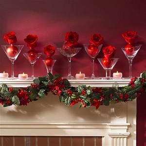 Christmas, Mantel, Ideas