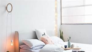 But Lampe De Chevet : une lampe de chevet suspendue diy shake my blog ~ Dailycaller-alerts.com Idées de Décoration