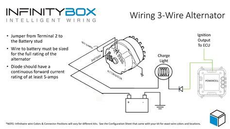 4 Wire Alternator Wiring Diagram by Delco Alternator Wiring Diagram Collection