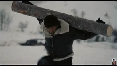 Mcgregor Training Siberia Fight Khabib Conor Snow