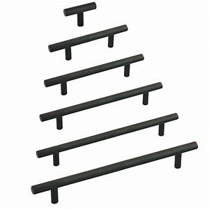 Bar Pulls Oil Brushed Bronze 1-1/2 to 24 inch lengths