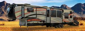 Luxury Fifth Wheel Rv Front Living Room by Weekend Warrior Toy Hauler 4100 W 5th Wheel
