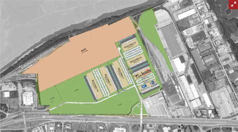 chrysler plant site lures  health care tenants