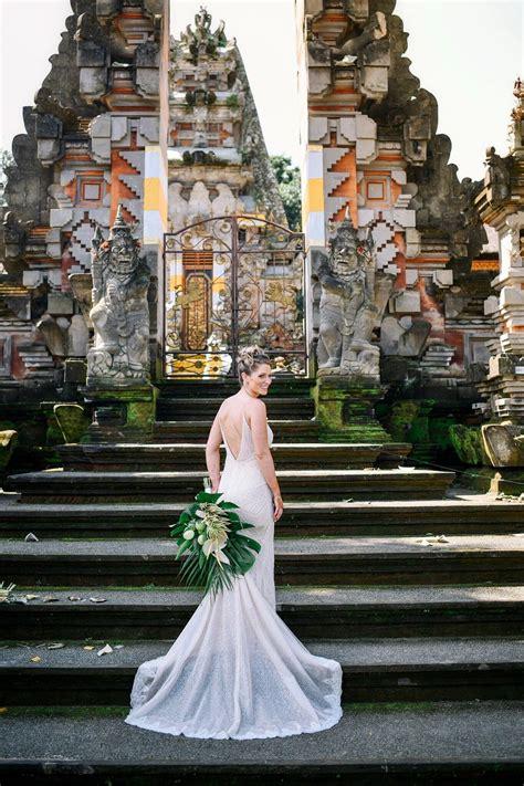 The Kayon Resort The Kayon Wedding Tropical wedding