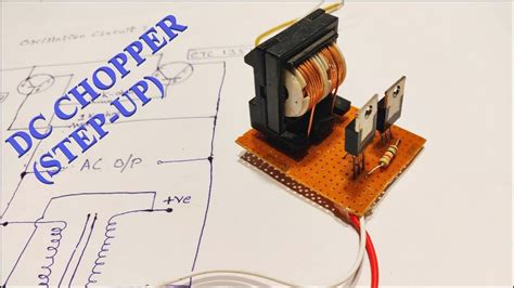 Boost Converter Diy How Stepup Voltage