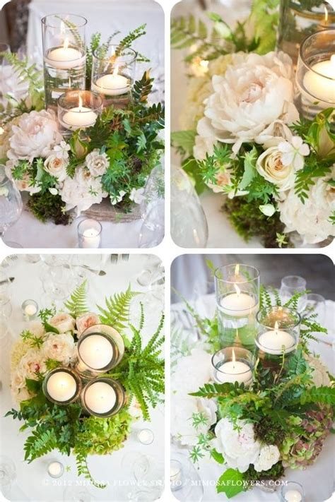 Receptions Wedding And Ferns On Pinterest