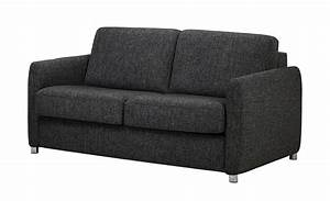 Sofa 1 80 Breit : schlafsofa anthrazit webstoff betty anthrazit grundfunktion ~ Markanthonyermac.com Haus und Dekorationen