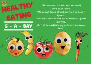 Healthy Eating Leaflet