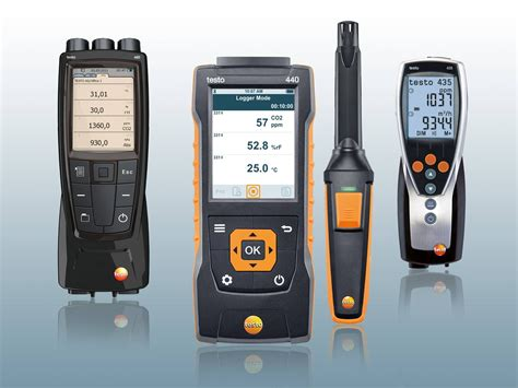 Testo Deadly Combination - buy co measuring instrument with or without probe testo ltd