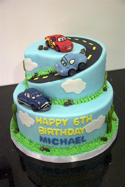 cars cakes decoration ideas birthday cakes