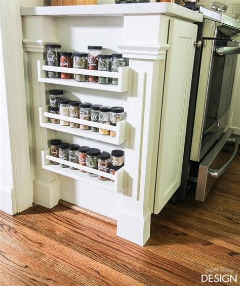 easy built  spice rack bekvam ikea hack hometalk